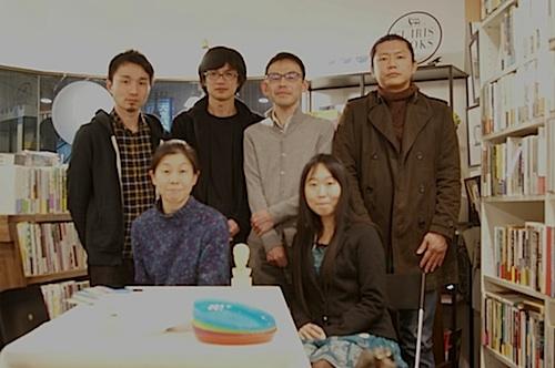 クラリスブックス読書会 プラトン「饗宴」 参加者の集合写真