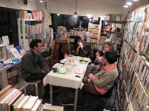クラリスブックス読書会山田宏一「恋の映画誌」