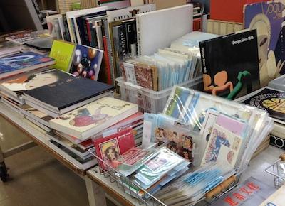 古本買取クラリスブックス五反田アートブックバザール11
