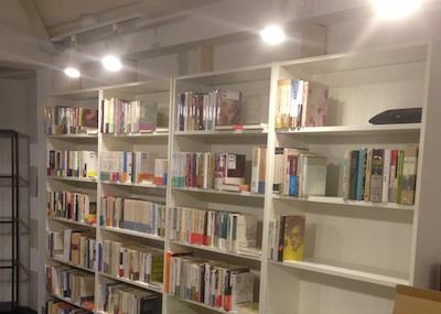 下北沢の古書店クラリスブックス